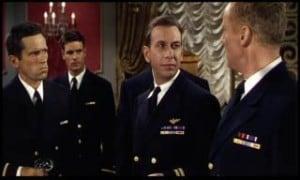 The Caine Mutiny 1954 Van Johnson and Jose Ferrer