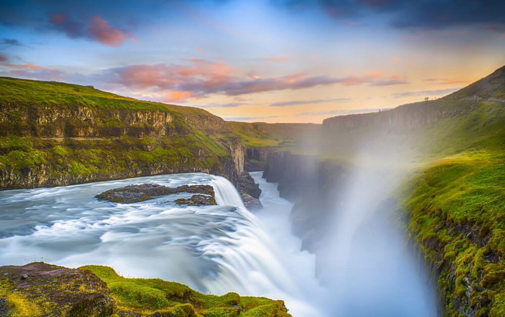 Niagara Falls Moving Wallpaper Must See Attractions In South Iceland