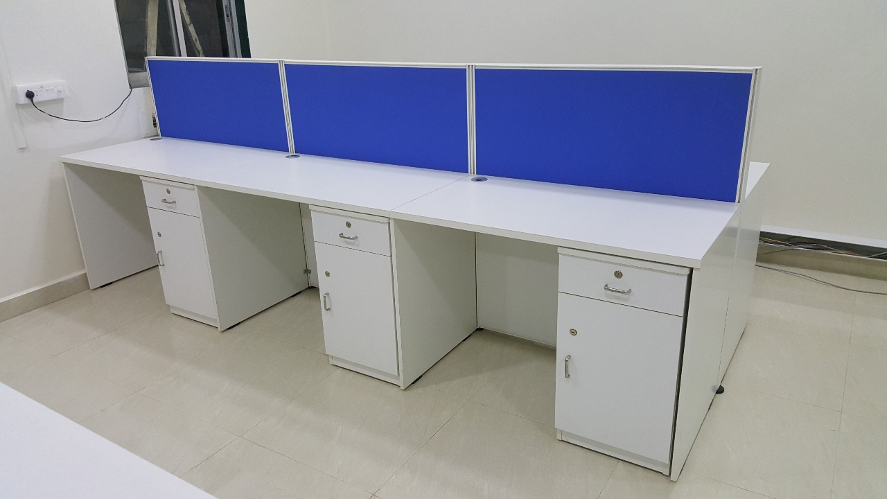 Aluminium Section Workstations