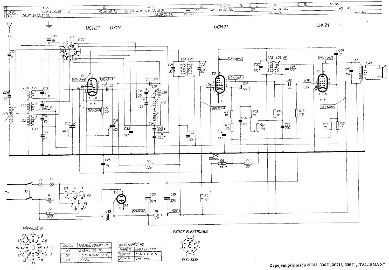 tesla wiring schematics