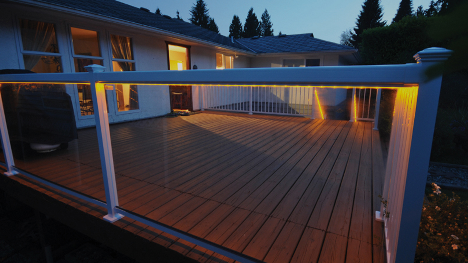 Regal Led Panel The Classic Railing Difference