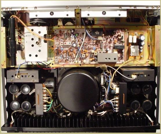 Sansui G 8000 Classic Receivers