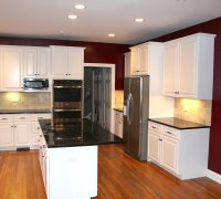 Small Kitchen Cabinet Refacing - New Fairfield,CT ...