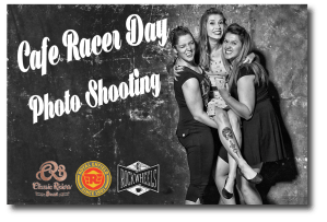 Cafe Racer Day – Photo Shooting