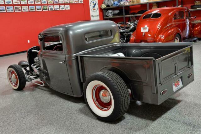 1936 FORD PICKUP All-Steel \u0027HOT ROD\u0027 Show Truck! Hydraulic \u0027DUMP