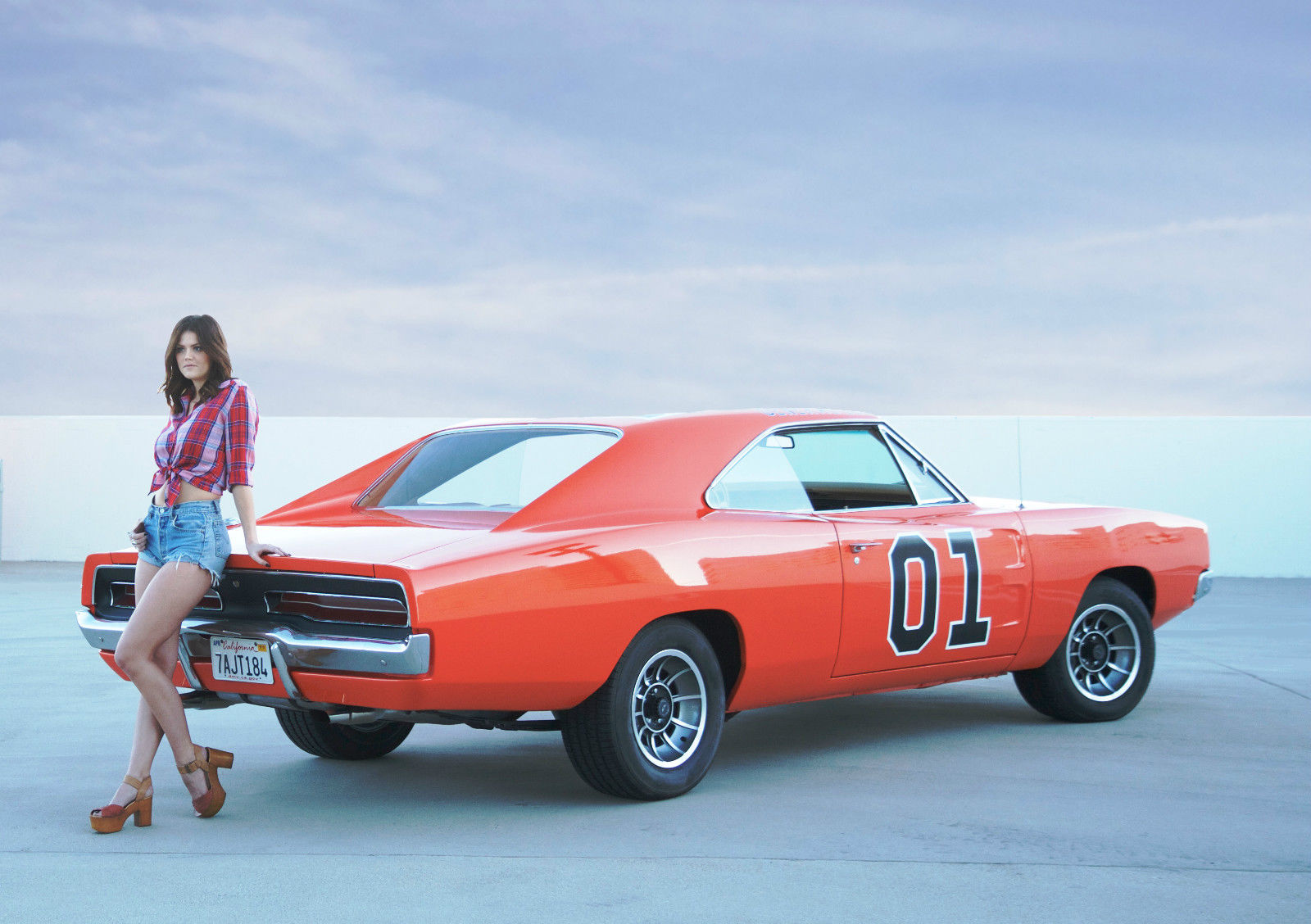 Street Racing Cars Wallpaper With Girls 1969 Dodge Charger Quot General Lee Quot Dukes Of Hazzard For Sale