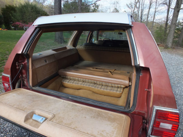 Rear Facing Car Seat Pennsylvania 1978 Chevrolet Impala Station Wagon Rear Facing Back