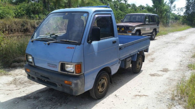 Daihatsu Mini Truck Street Legal