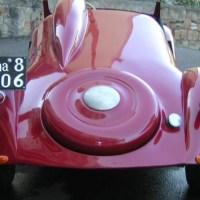 No rain, no gain: 1940 Fiat 1500 6C by Palanca