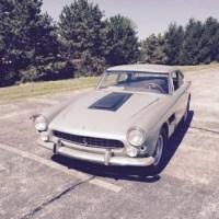 First time for sale: 1963 Ferrari 250 GTE