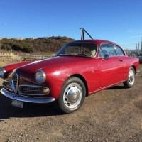 The Mexican: 1958 Alfa Romeo Giulietta Sprint