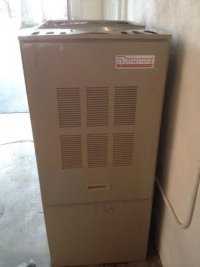 Ducane oil-fired warm air furnace | Boston Needham, MA ...