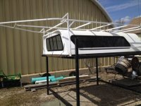 BOAT RACK and TRUCK CAP for SALE | Canada UNITY ...