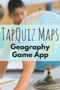 TapQuiz Maps Geography Game App-min