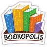 Bookopolis - App Icon - 96 x 96