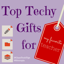 Top Techy Gifts for Your Favorite