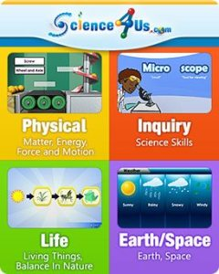 Science4Us Digital Science Curriculum: Includes Embedded PD Resources