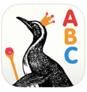 Vocabubble App for iPads Whimsical Illustrations & New Words