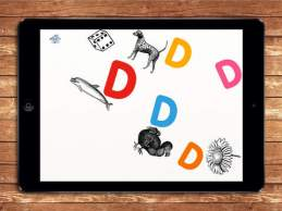 Vocabubble App for iPads: Whimsical Illustrations & New Words