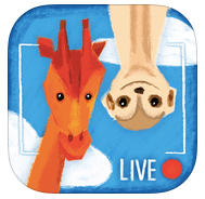 Virry iPad App Live Animal Video Feed for Students
