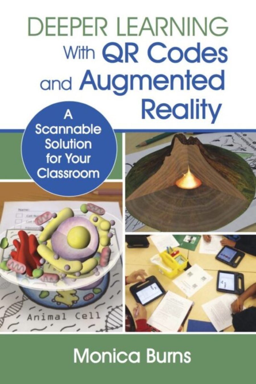 QR and Augmented Reality Book for Teachers