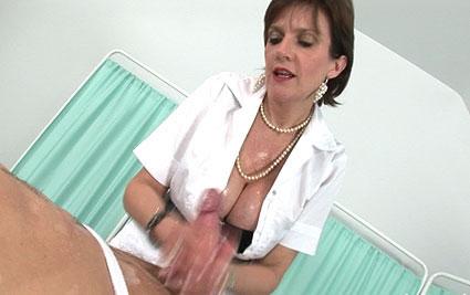 hospital tits