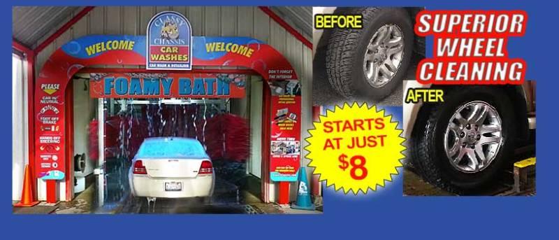 Lakewood Car Wash Prices