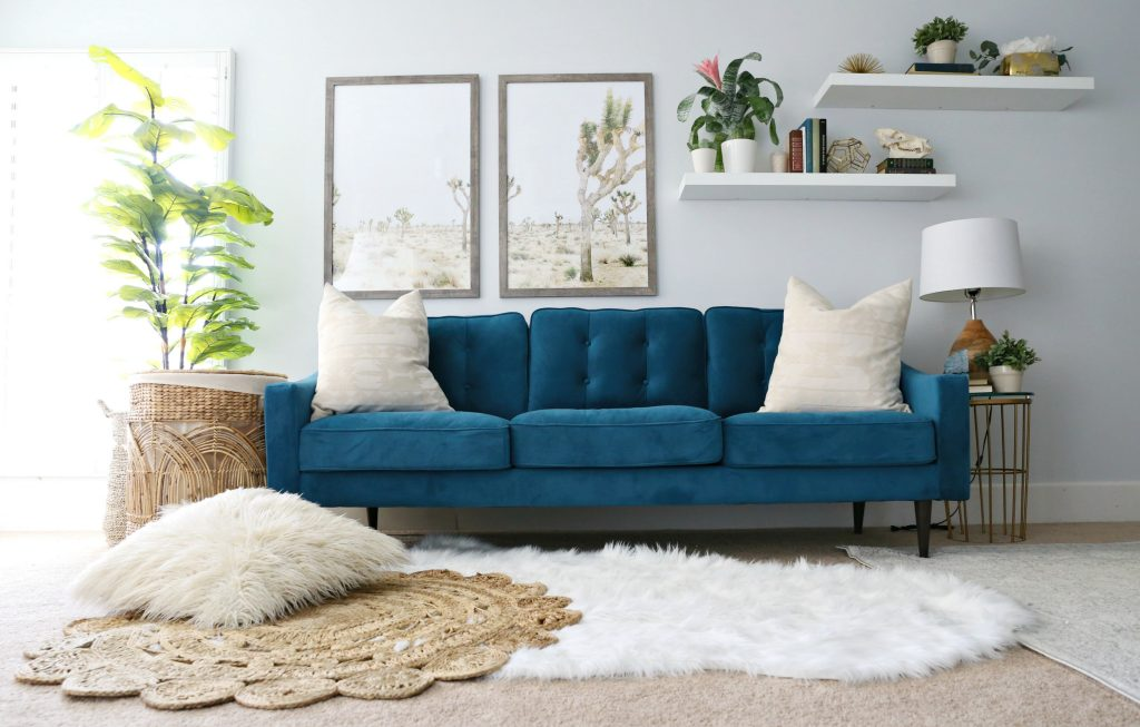 Ikea Sofa Round Rock Modern Ranch Reno: Master Bedroom Sources - Classy Clutter