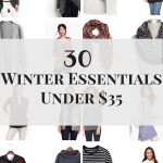 30 Winter Essentials Under $35