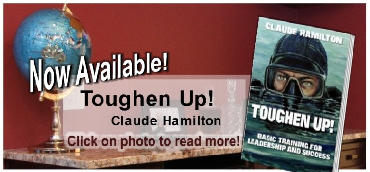 Toughen UP Book by Claude Hamilton