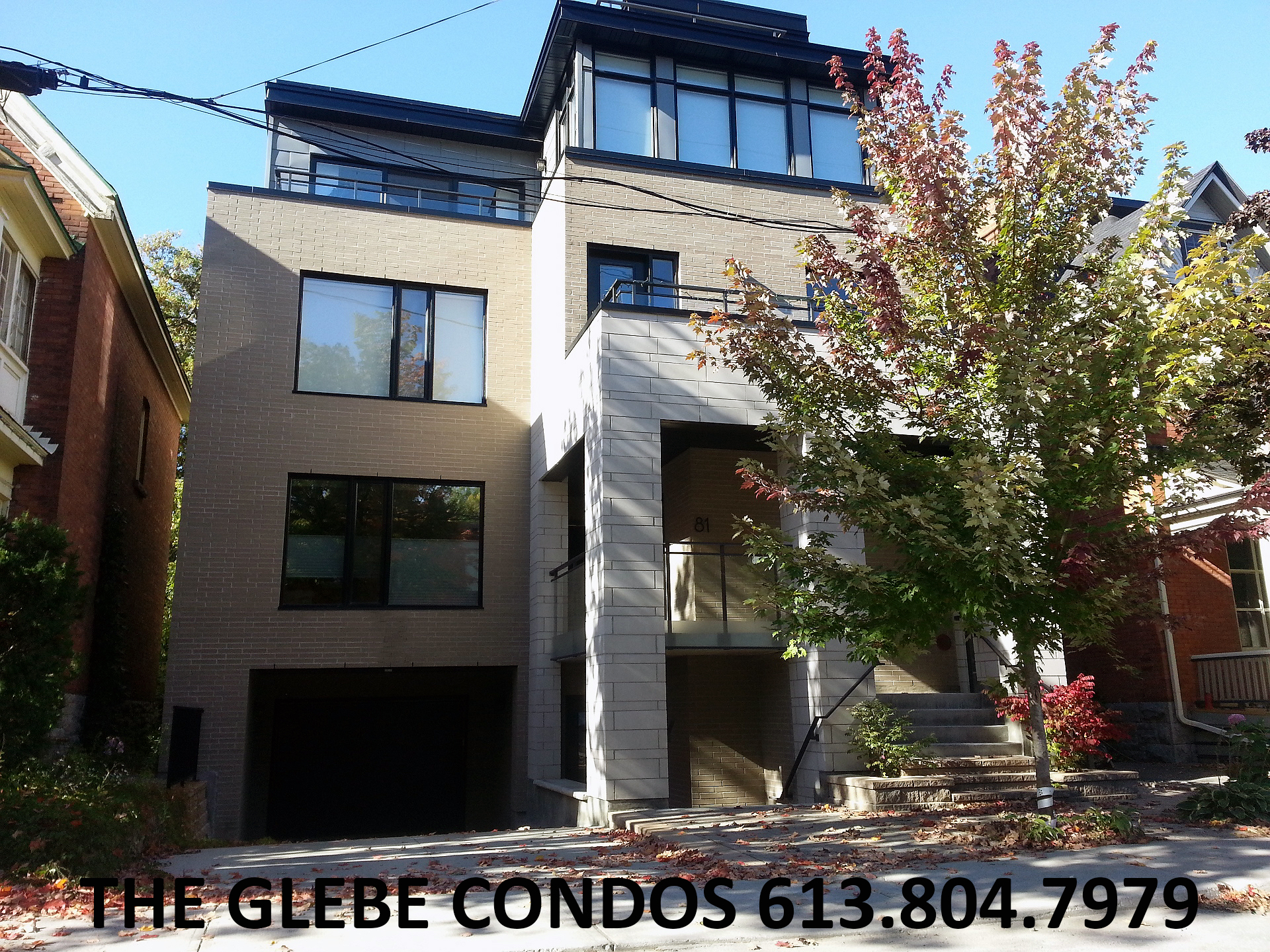 House Builders Ottawa Ottawa Condos For Sale The Glebe 81 Fourth Avenue
