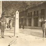 Nogales, Arizona, where a significant confrontation betwen U.S. and Mexican forces took place Aug. 27, 1916.