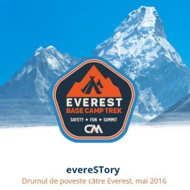 Drumul de poveste către Everest