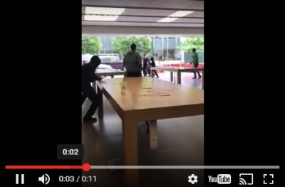 UPDATE: Crooks Steal $30K Worth of Merchandise from Walnut Creek Apple Store —claycord CLAYCORD.com