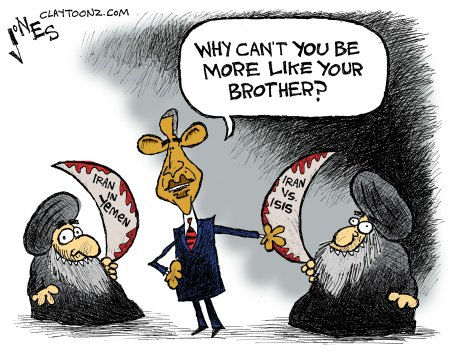 Obama Support Cartoons