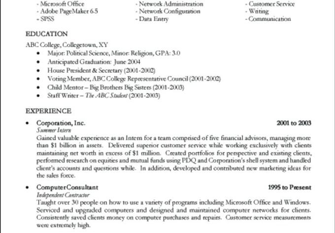 Spanish Resume Template Cover Letter Contemporary Resume - spanish resume template