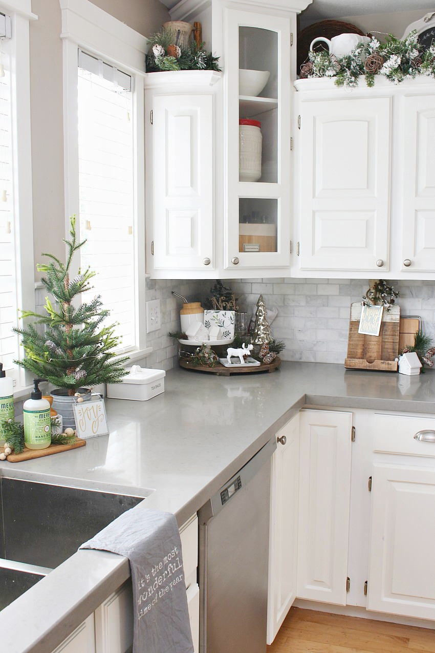 Interior Decorating Kitchen Christmas Kitchen Decorating Ideas Clean And Scentsible