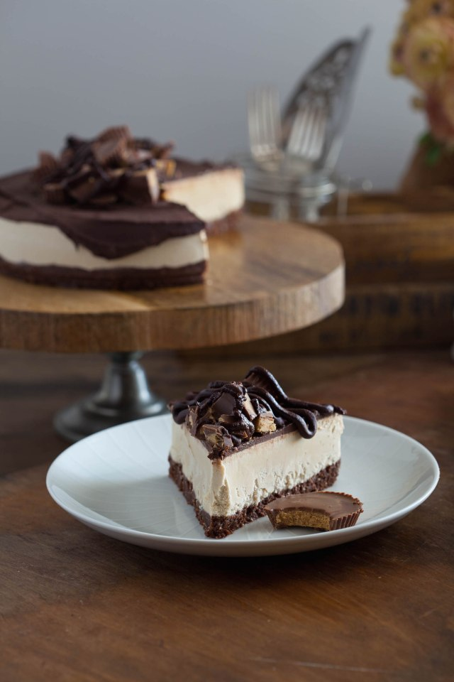 Reese's Cheesecake 2