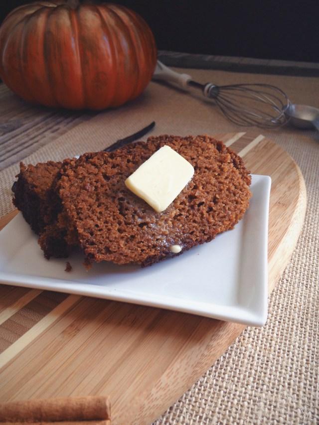Pumpkin Bread 1