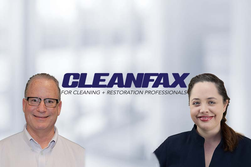Changing the Guard Our New Managing Editor Cleanfax