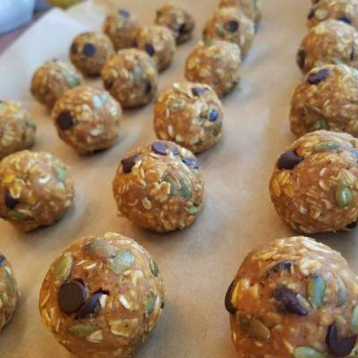 5 Super Healthy Recipes for Energy & Protein Balls (Easy to Make!)   Clean Food Crush
