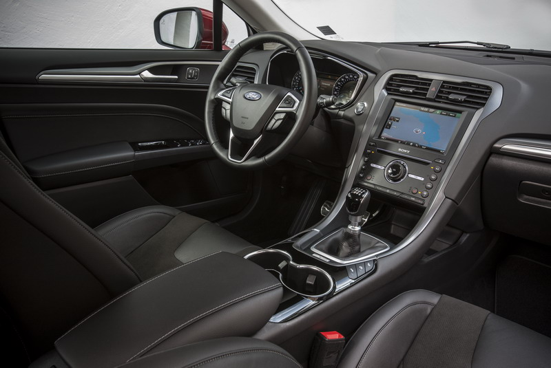 Ford C Max Interieur Deep Dive Into The All-new 2015 Ford Mondeo, 2016 Fusion