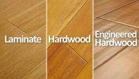 Hardwood vs Laminate vs Engineered Hardwood Floors | What ...