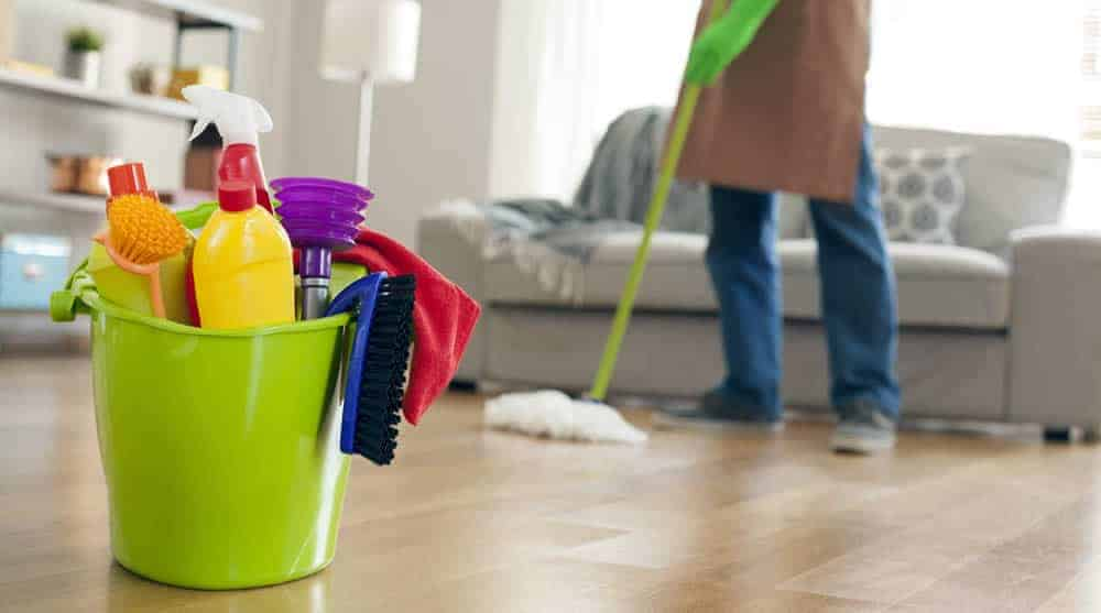 10 Secrets to Hire a House Cleaning Service! - Clean My Space - domestic cleaning agency
