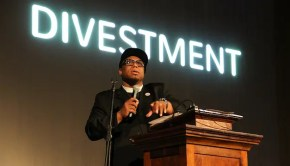 Rev. Lennox Yearwood Divestment