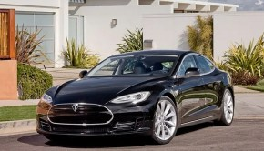 Image Credit: Tesla Model S via WikiCommons