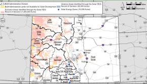 Colorado Solar Energy Zones