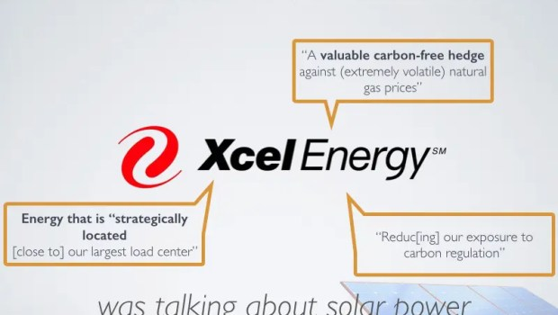 Xcel Energy Two-Faced on Value of Solar Power