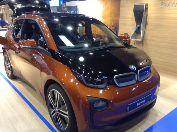 BMW i3 charger