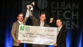 CLEANTECH OPEN AWARD-CHECK